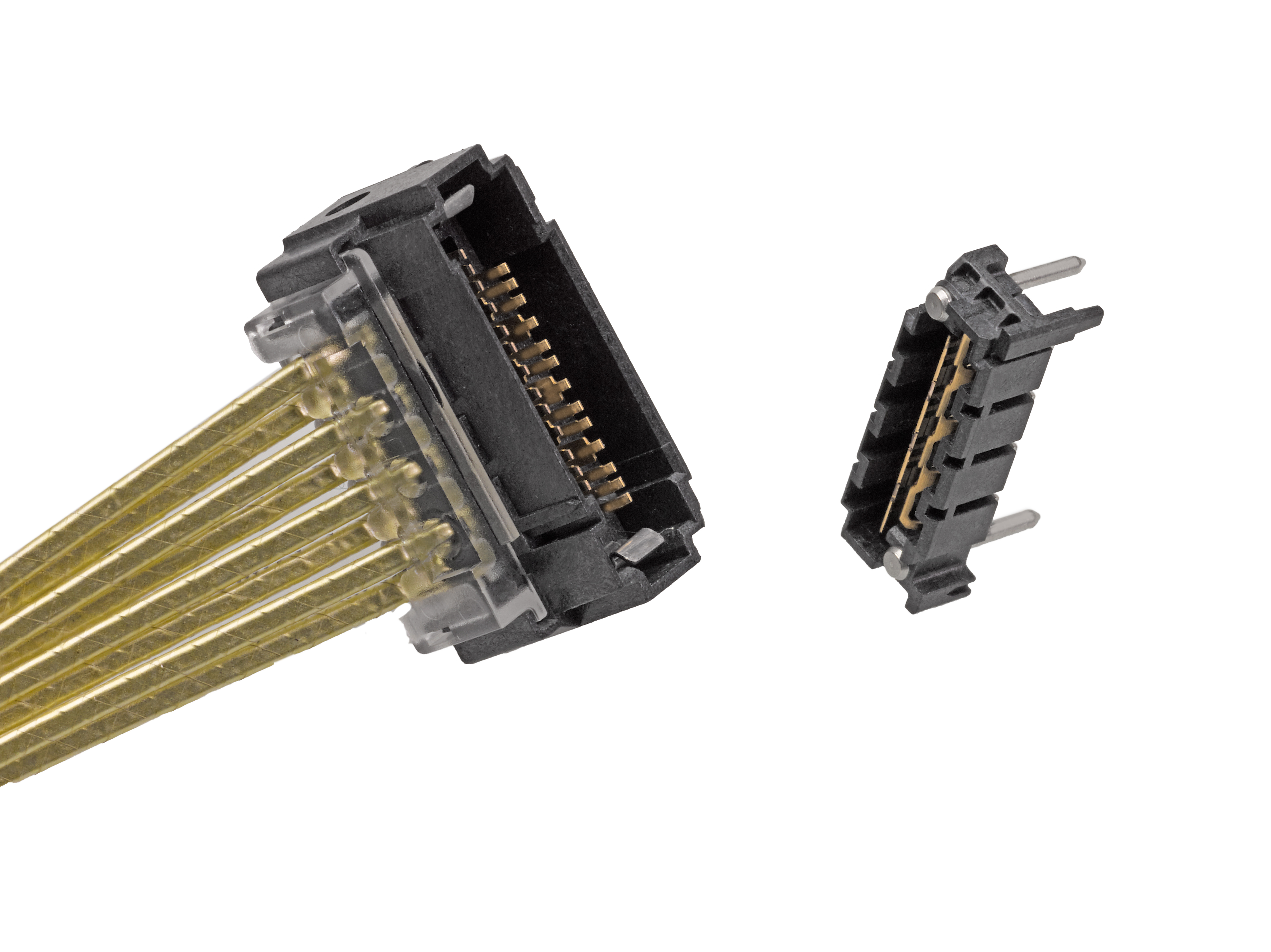 Molex Spotlights High-Speed Data Connectivity and Expertise